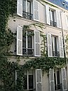 Paris apartment living room pix 2: 6th arrondissement rue des Chartreux; Luxembourg Gardens